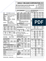 Datasheet DX