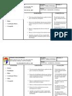 Danca Planejamento Anual Integral 2013