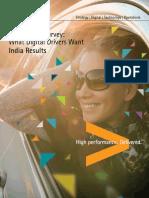 Accenture Automotive- Survey-What Digital Drivers Want
