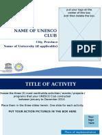 2015-KeyProjects-PutNameofYourUNESCOClub