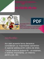 Stresul factor de risc Prezentare (0).ppt