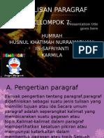 Bahasa Kelompok