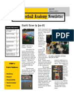 GBA Newsletter April 2010