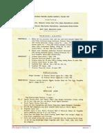 PMA Nomor 03 Tahun 1975