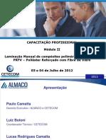 Introdução Aos Compositos poliméricos módulo 2 - ALMACO