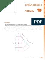 Dibujo Técnico Sistema DiédricoII Sol