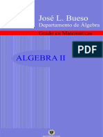 J.L.Bueso - Álgebra discreta y de grupos