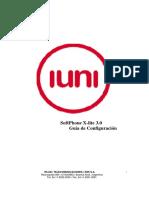 IUNI - SoftPhone X-lite - Guia de Configuración 2 0