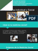 Enfoque Individual y Social de la Salud