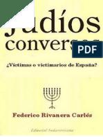 95220287 Judios Conversos Victimas o Victimarios de Espana