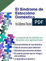 El Sindrome de Estocolmo Domestico