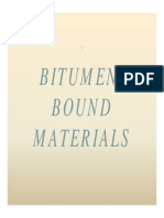 Chapter - 7 Bitumen Bound Materials