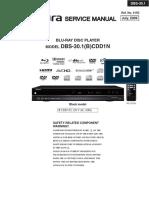 Integra Onkyo Dbs 30.1 b Cdd1n