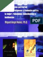 Interpretacion Patriarcal de La Biblia y Violencia