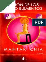 Fusión de Los Cinco Elementos (primera parte)-mantak chia