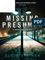 Meet DS Manon Bradshaw from Susie Steiner's Missing, Presumed [EXTRACT]