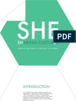Sharing Cultures - SHE