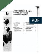 Sociologia Do Corpo Saúde Doença Envlhecimento
