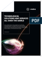 Technological Solutions and Services All Over the World