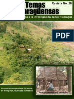 Revista de temas Nicaragüenses 28