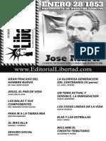 Editorial Libertad #278 - Enero 20, 2016
