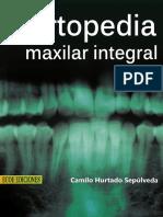 Ortopedia Maxilar Integral Vista Preliminar Del Libro