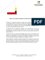 Perfil Logistico de Ecuador