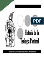 Historia de La Teologia Pastoral