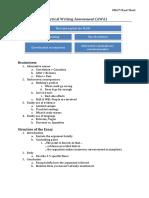 GMAT Tips Sheet