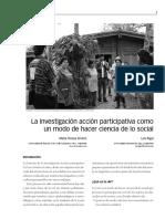 Rigal y Sirvent - Investigación Acción Participativa - Decisio38_saber2