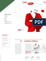 Seca Medical Calibrated Catalogue International Spanish