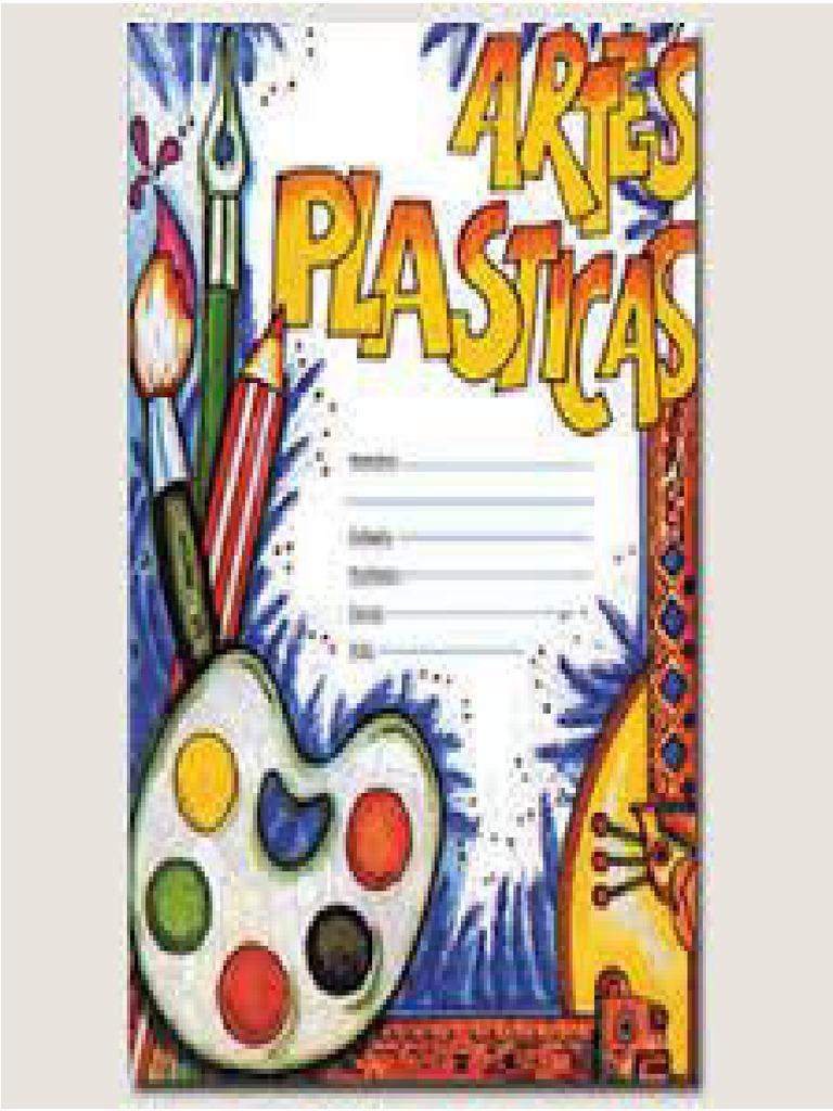 caratula para artes pl sticas ForCaratulas De Artes Plasticas Para Secundaria