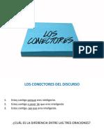 Los conectores (teoría, ejercicios y solucionario).pdf