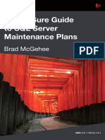 SQL Server Maintenance Plans Brad eBook