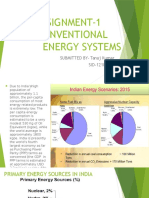 Non Conventional Energy System