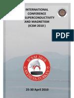 ICSM 2010 Scientific Programme