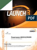 Powerwave AR2212-05209