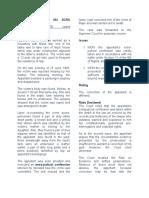 ARTICLE 8-p.2 Cases