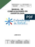 Manual de Complicaciones