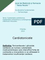 cardiotonice