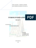 Turism International Proiect