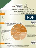 Sistema de Informacion e Learning
