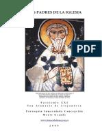 Breve Biografía de San Atanasio de Alejandría
