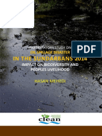 Participatory Study on Oil Spillage Disaster in the Sundarbans