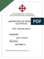 LABORATORIO DE MAQUINA