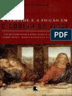 A Verdade e a Ficção No Código Da Vinci - Ehrman