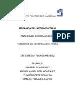 Ejercicio_DEFORMACION