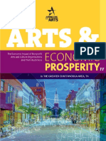 2010 economic impact study on nonprofit arts and cultural organizations