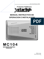 User Starligh Mc104