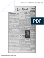 The Daily Tar Heel Tue Jun 12 1951 (Full Page)